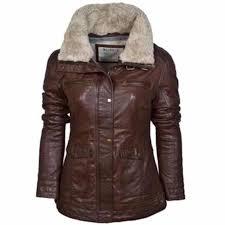 leather jacket fur collar jacket faux leathrer jacket