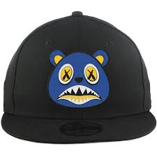 Laney Baws - New Era 9Fifty Black Snapback Hat