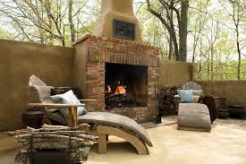gas fireplace for deck