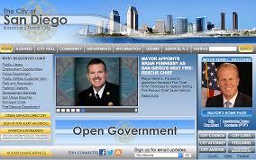 San Diego Debuts New City Website Kpbs