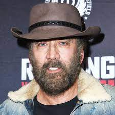 Nic Cage to Star in Movie About Nic Cage