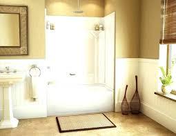 one piece bathtub shower bathtubs fiberglass tub enclosures large image for chic combo units fiberglass bathtub