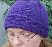 Knit Hat Patterns Cool Over 48 Free Hat Knitting Patterns At AllCraftsnet Free Crafts