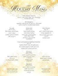 Holiday Menu Host Your Holiday Party At Iplay America Call 732 577 8200 To Book Now