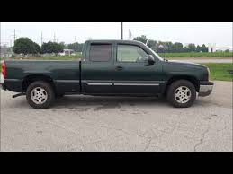 2003 Chevrolet Silverado 1500 Extended Cab LS Long Box. http://www ...
