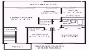 floor plan 800 sq ft house