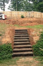 Small Picture The 25 best Garden stairs ideas on Pinterest Landscape steps