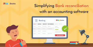 Bank Reconcilation Simplifying Bank Reconciliation With An Accounting Software