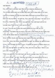 The Nights Avicii Ukelele Chords (Page 1) - Line.17QQ.com