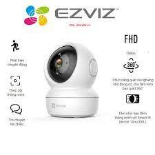 Camera IP Wifi Ezviz C6N 2.0Mp (CS-C6N-A0-1C2WFR) Xoay 360 độ | Lắp Đặt  Camera Giám Sát tại Nam Sách