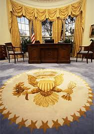 oval office rugs. New Oval Office Rug, Made In America : NPR Rugs