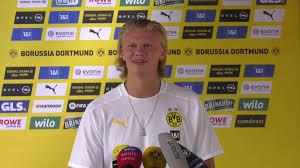 Thomas tuchel wants a new centre. Haaland Zu Transferspekulationen Mir Ist Das Nicht So Wichtig Bundesliga Fussball Sportschau De
