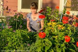 stunning vegetable garden