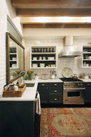 Mirror Tile Backsplash Kitchen Kitchen Design Large Mirror White And Grey Kitchen Design Ceramic