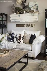 25 rustic farmhouse living room décor