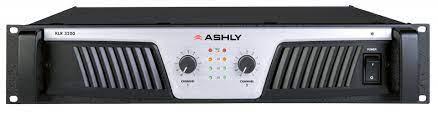 KLR Ashly AUDIO KLR-5000 5000 Watt Professional Power Amp AUTHORIZED D –  SpeakersAndAmps.com