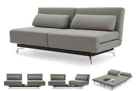 ... Cozy Design Sofa Sleeper Plain Decoration Grey Modern Futon Sofabed  Apollo Couch The ...