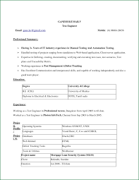 Hloom Resume How To Download Resume Format Template From Hloom On Simple Sample 1