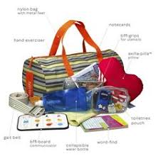 wow the brain fl bag designed by dr elizabeth chabner thompson and her