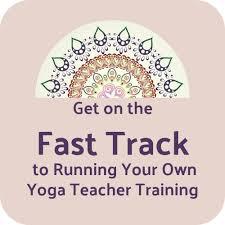 lead your own yoga teacher training