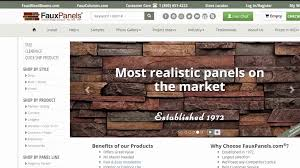 Barron Designs Coupon Wall Panels And Siding Available Online At Fauxpanels Com