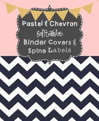 Editable Binder Covers And Spines Free Editable Printable Binder