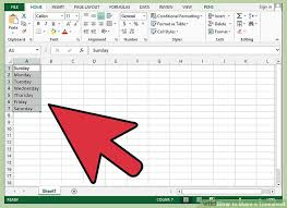 Automated Timesheet How To Make A Timesheet With Pictures Wikihow