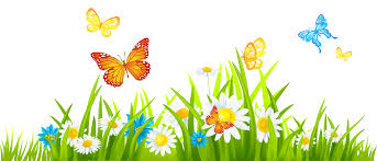 spring butterfly clipart. Perfect Spring Png Library Png Hd Of Butterflies And Flowers Transparent To Spring Butterfly Clipart L