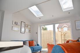 Pitched Roof Lighting Solutions Pitched Rooflights For Private Residence