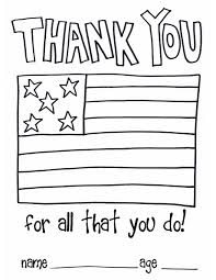 Small Picture children thank you color page soldiers And as a thank you for