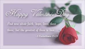 Christian Happy Valentines Day Quotes Best of Pin By Sandra Clark On Valentine's Day Pinterest