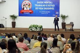 Marcio Schultz debate saúde mental e as influências das emoções na abertura  da 4ª Semana da Saúde do TJTO – Surgiu