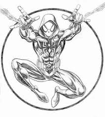 Here is another chance for you to be even more creative. Miles Morales Coloring Pages Collection Whitesbelfast