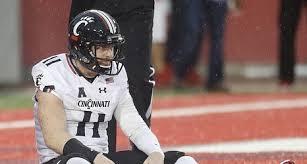 Cincinnati Bearcats Depth Chart Tuberville Says Gunner Kiel Is 3rd On Bearcats Football