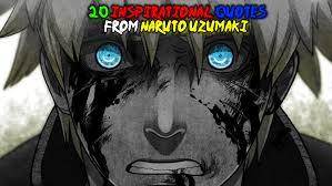 40 Epic Naruto Uzumaki Quotes The Seventh Hokage Anime Hound Delectable Naruto Motivational Quotes