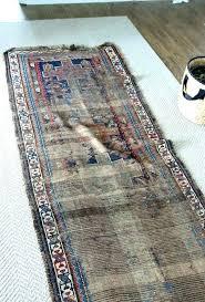 rug sliding on carpet how