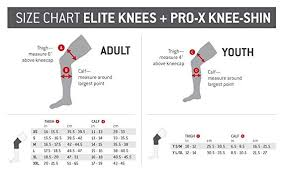 G Form Elite Knee Guards