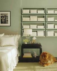 Sage Green Bedroom Decorating Green Rooms Martha Stewart