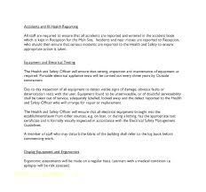 Natural Disaster Report Template Inspection Report Template