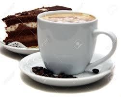 Bildergebnis für tasse kaffee und kuchen