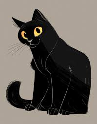 black cat drawing tumblr. Perfect Drawing 720 Black Cat For Drawing Tumblr