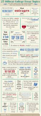 ideas about high school writing prompts on pinterest  high offbeat college essay topics