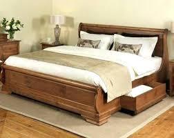 king bed frame wood. Wood King Bed Frame Wooden Best Size . K