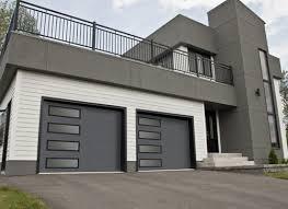 garage door picturesContemporary and modern garage doors in York  Baker Door Company