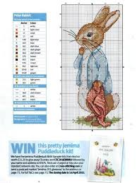 Cross Stitch World Of Beatrix Potter Home Fairy Animals