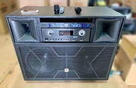Dàn karaoke di động Bass 40 RCF Chuyên nghiệp khuyến mãi giá cực rẻ