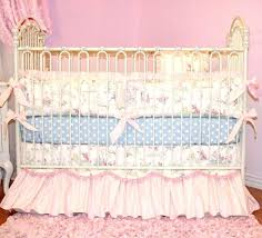 fairy tale princess crib bedding set