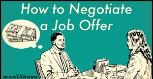 Getting Job Offer Got A Job Offer Heres How To Negotiate The Salary Higher The Art