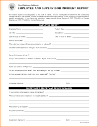 Information Technology Incident Report Example And