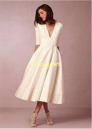 Reem Acra Size Chart Short Beach Wedding Dress Handmade Wedding Dress Reem